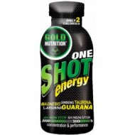 ONE SHOT ENERGY 20 botellitas x 60 ml