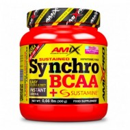SYNCHRO BCAA + SUSTAMINE INSTANT DRINK 300 Grs