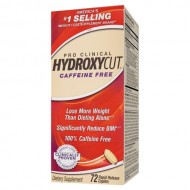 Hydroxycut Pro Clinical sin Cafeína 72 caps.
