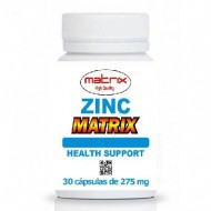 ZINC 30 Cps 275 Mgs
