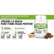 PURE FORM VEGAN PROTEIN 450GR CHOCOLATE