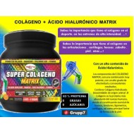 SUPER COLAGENO + MAGNESIO  MATRIX  Citricos