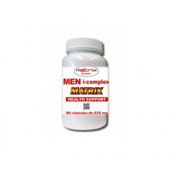 MEN COMPLEX 80 Cps 525 Mgs