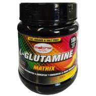 L  GLUTAMINE  MATRIX  500 Grs  KYOWA