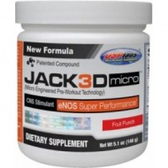 JACK3D MICRO 146 Grs Fruit Punch