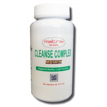 CLEANSE MATRIX  COMPLEX 80 Cps
