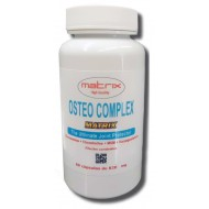 OSTEO COMPLEX 60 Cps 820 Mgs