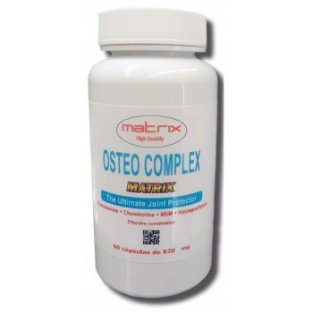 OSTEO COMPLEX  60 CPS