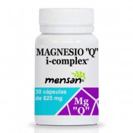 MAGNESIO Q 30 Cps 825 Mgs