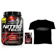 NITRO TECH PERFORMANCE 4 LB MUSCLETECH