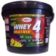 WHEY MATRIX 4  4 Kgs Chocolate