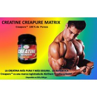 CREATINE CREAPURE  MATRIX  500 Grs